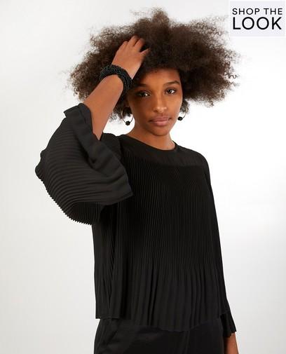 Altijd stylish in zwart